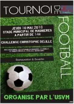 tournoi de football usvm