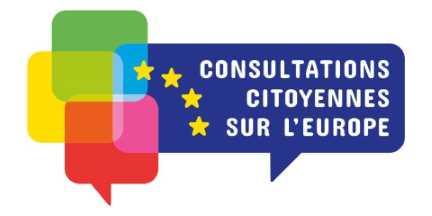 consultation citoyenne sur l'europe