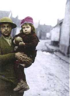 Masnières en 1917